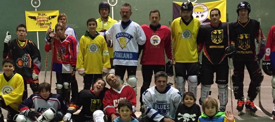 IV Trofeo Navidad Street Hockey